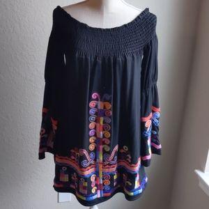 VAVA by Joy Han Dara Off-the-Shoulder Dress